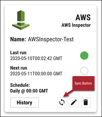 AWS Connector - Connector Card