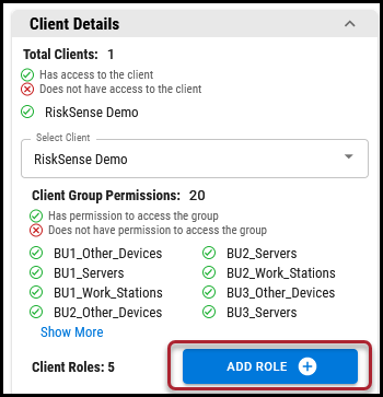 Disable User - Add Role Button Location