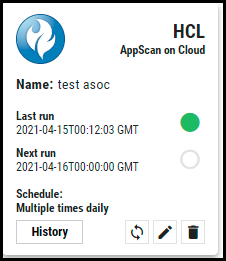 HCL Connector - Configured Integration