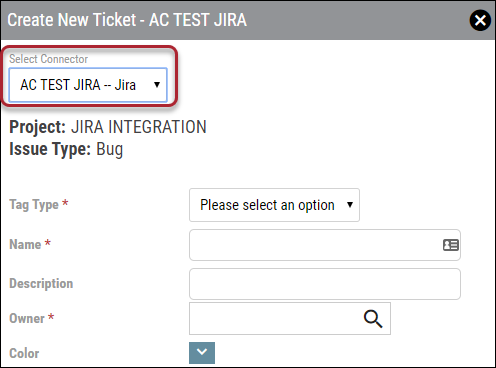 Jira Connector Guide - Select Connector