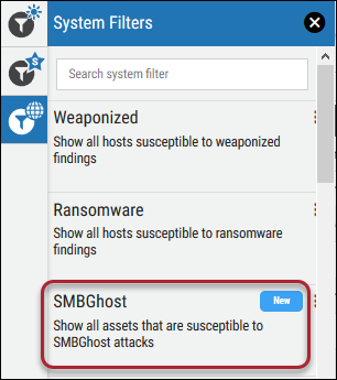 SMBGhost Filter - SMBGhost Filter Location